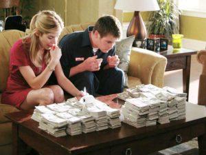 Куда тратят деньги